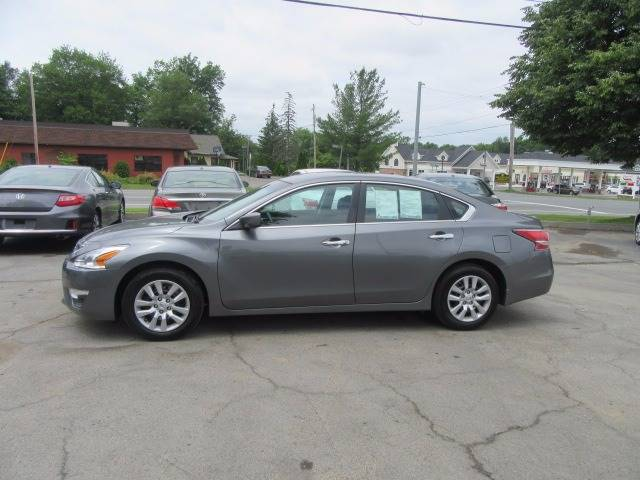 2015 Nissan Altima 2.5 S 4dr Sedan - Troy NY