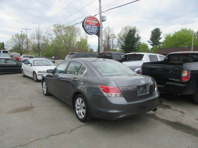 2008 Honda Accord EX-L 4dr Sedan 5A - Troy NY
