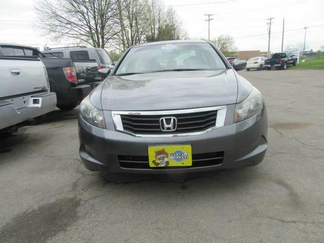 2008 Honda Accord EX-L 4dr Sedan 5A - Troy NY