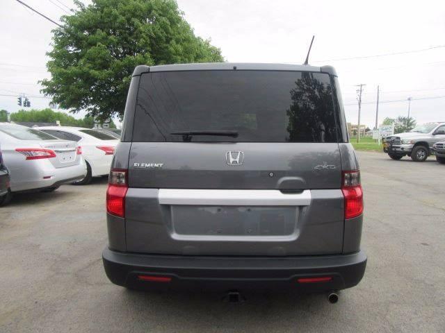 2010 Honda Element AWD EX 4dr SUV 5A - Troy NY