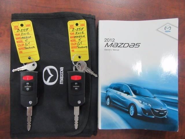 2012 Mazda MAZDA5 Touring 4dr Mini-Van - Troy NY