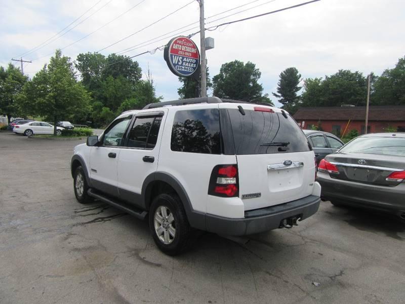 2006 Ford Explorer XLT 4dr SUV 4WD w/V6 - Troy NY