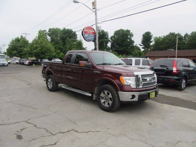 2010 Ford F-150 4x4 Lariat 4dr SuperCab Styleside 6.5 ft. SB - Troy NY