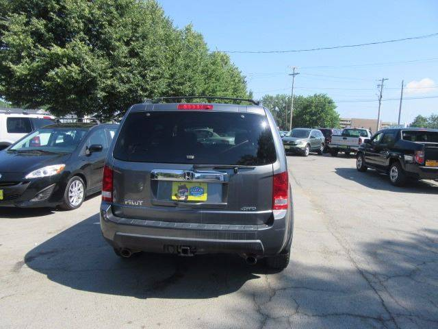 2010 Honda Pilot 4x4 EX-L 4dr SUV w/DVD - Troy NY
