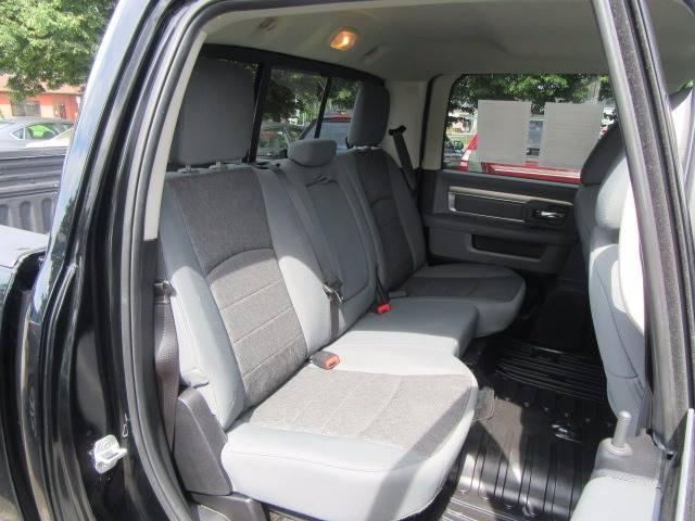 2014 RAM Ram Pickup 1500 4x4 Outdoorsman 4dr Crew Cab 5.5 ft. SB Pickup - Troy NY