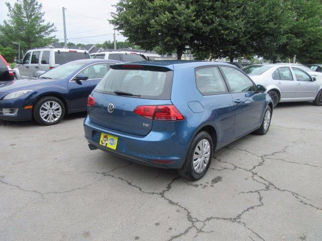 2015 Volkswagen Golf 1.8T Launch Edition PZEV 2dr Hatchback 5M - Troy NY