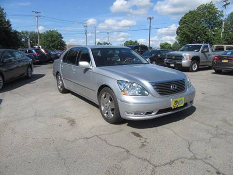 2006 Lexus LS 430 for sale in Troy, NY