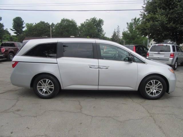2011 Honda Odyssey EX-L 4dr Mini-Van - Troy NY