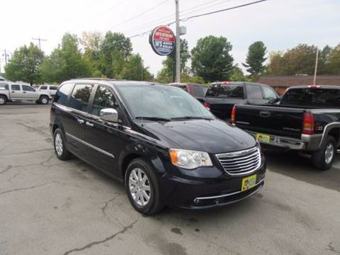 2011 Chrysler Town and Country for sale in Troy, NY