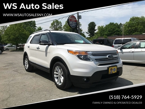 2013 Ford Explorer for sale in Troy, NY