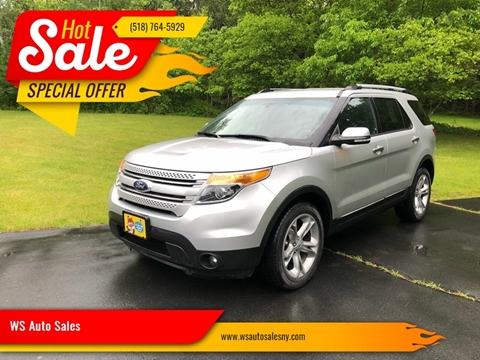 2014 Ford Explorer for sale in Troy, NY
