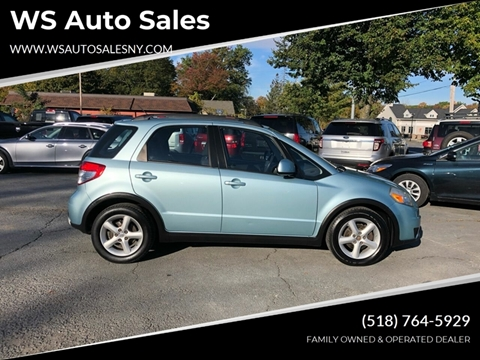 2009 Suzuki SX4 Crossover for sale in Troy, NY