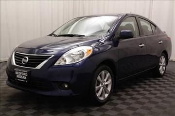 2014 Nissan Versa for sale in Cleveland, OH
