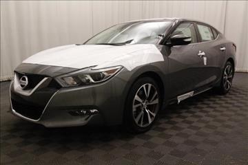 2017 Nissan Maxima for sale in Cleveland, OH
