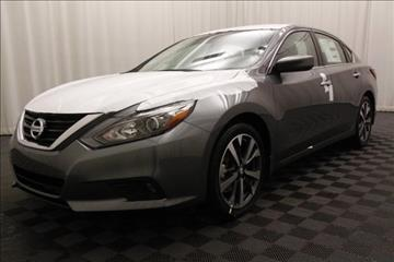2017 Nissan Altima for sale in Cleveland, OH