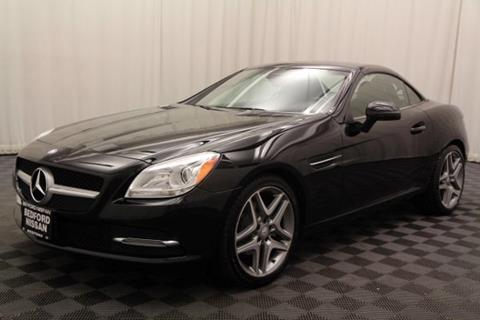 2013 Mercedes-Benz SLK for sale in Cleveland, OH