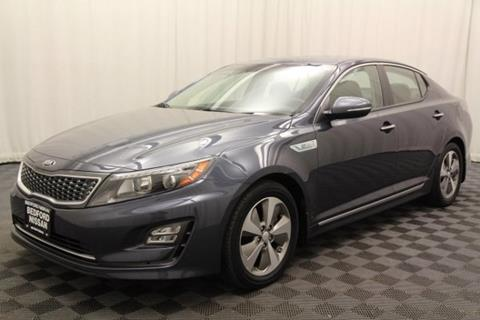 2014 Kia Optima Hybrid for sale in Cleveland, OH