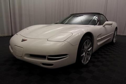 2001 Chevrolet Corvette for sale in Cleveland, OH
