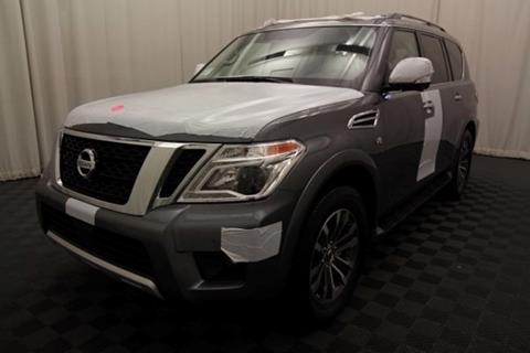 2018 Nissan Armada for sale in Cleveland, OH