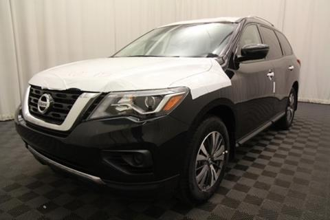 2018 Nissan Pathfinder for sale in Cleveland, OH