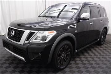 2017 Nissan Armada for sale in Cleveland, OH