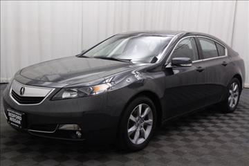 2013 Acura TL for sale in Cleveland, OH