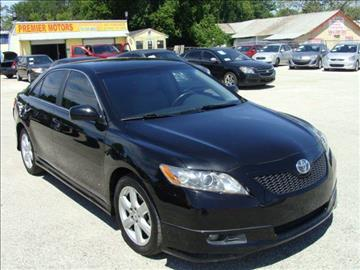 2008 Toyota Camry for sale at PREMIER MOTORS OF PEARLAND in Pearland TX
