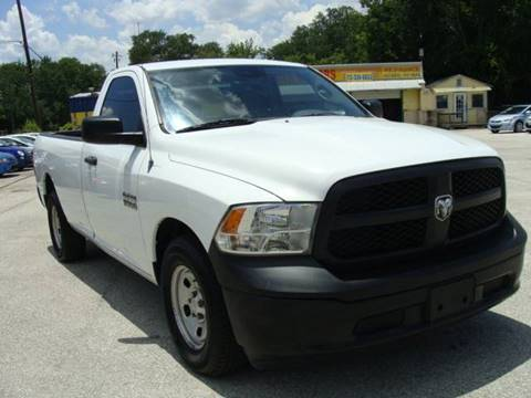 2013 RAM Ram Pickup 1500 for sale at PREMIER MOTORS OF PEARLAND in Pearland TX