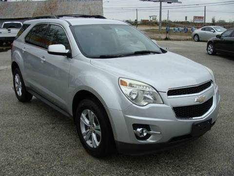 2011 Chevrolet Equinox for sale at PREMIER MOTORS OF PEARLAND in Pearland TX