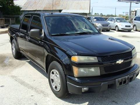 2004 Chevrolet Colorado for sale at PREMIER MOTORS OF PEARLAND in Pearland TX