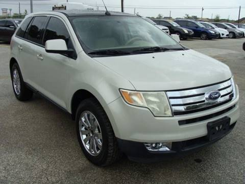 2007 Ford Edge for sale at PREMIER MOTORS OF PEARLAND in Pearland TX