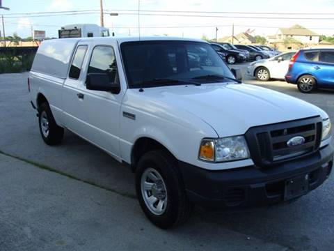 2009 Ford Ranger for sale at PREMIER MOTORS OF PEARLAND in Pearland TX