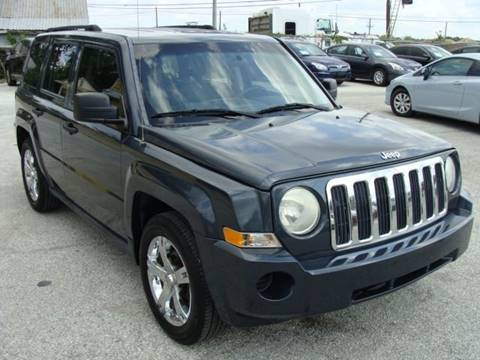 2008 Jeep Patriot for sale at PREMIER MOTORS OF PEARLAND in Pearland TX