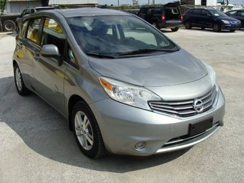 2014 Nissan Versa Note for sale at PREMIER MOTORS OF PEARLAND in Pearland TX