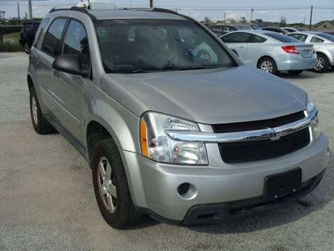 2008 Chevrolet Equinox for sale at PREMIER MOTORS OF PEARLAND in Pearland TX