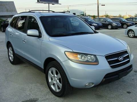 2007 Hyundai Santa Fe for sale at PREMIER MOTORS OF PEARLAND in Pearland TX