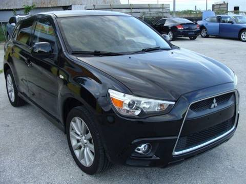 2011 Mitsubishi Outlander Sport for sale in Pearland, TX