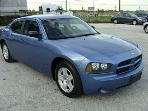 2007 Dodge Charger for sale at PREMIER MOTORS OF PEARLAND in Pearland TX