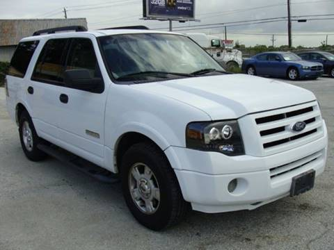 2008 Ford Expedition for sale at PREMIER MOTORS OF PEARLAND in Pearland TX