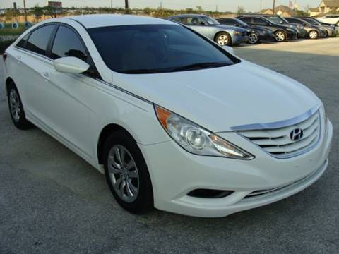 2012 Hyundai Sonata for sale in Pearland, TX