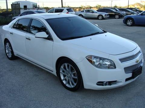 2012 Chevrolet Malibu for sale at PREMIER MOTORS OF PEARLAND in Pearland TX