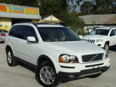 2007 Volvo XC90 for sale at PREMIER MOTORS OF PEARLAND in Pearland TX