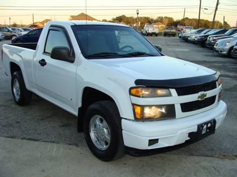 2008 Chevrolet Colorado for sale at PREMIER MOTORS OF PEARLAND in Pearland TX