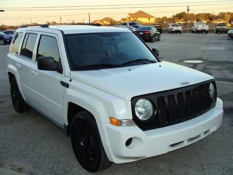 2010 Jeep Patriot for sale at PREMIER MOTORS OF PEARLAND in Pearland TX