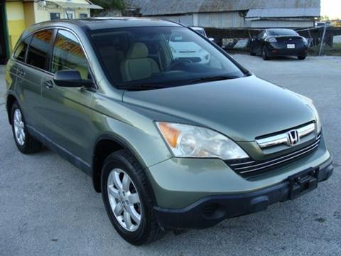 2007 Honda CR-V for sale at PREMIER MOTORS OF PEARLAND in Pearland TX