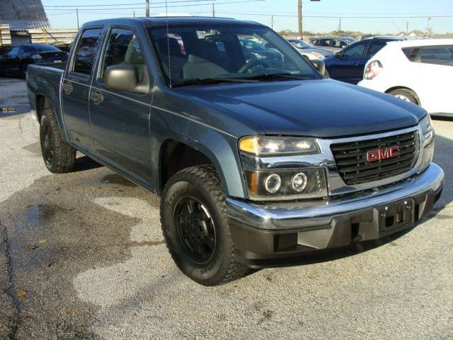 2006 GMC Canyon for sale at PREMIER MOTORS OF PEARLAND in Pearland TX