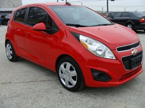 2015 Chevrolet Spark for sale at PREMIER MOTORS OF PEARLAND in Pearland TX