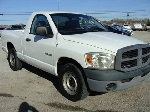2008 Dodge Ram Pickup 1500 for sale in Pearland, TX