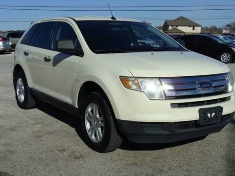 2008 Ford Edge for sale at PREMIER MOTORS OF PEARLAND in Pearland TX
