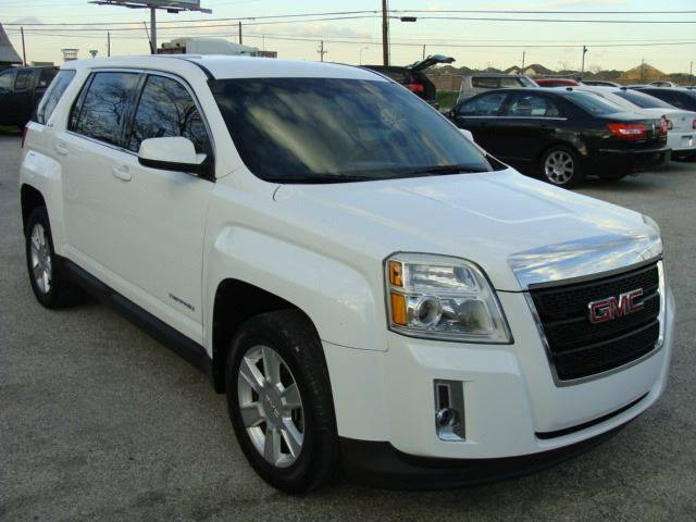 2011 Gmc Terrain Sle 1 >> 2011 Gmc Terrain Sle 1 4dr Suv In Pearland Tx Premier Motors Of
